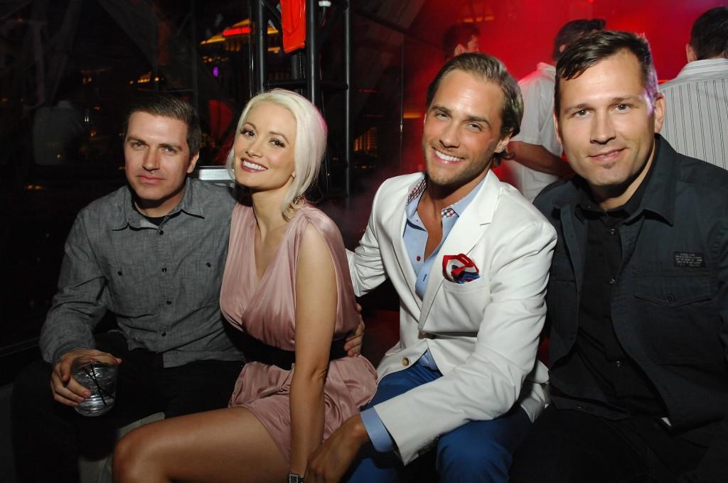 Pasquale, Holly, Josh Strickland & Kaskade.