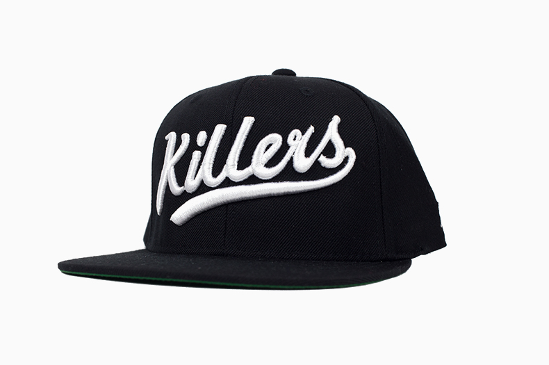 8b892319fb4 Killers (Black) Snapback Hat