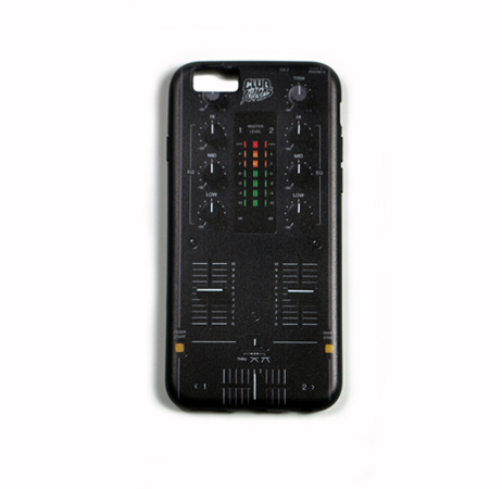 Club Killers - In Control All Black Cell Phone Case