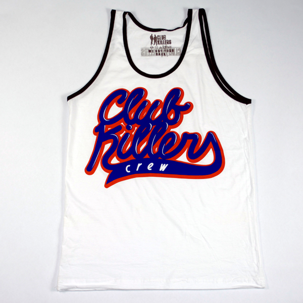 Club Killers Crew- Tanks