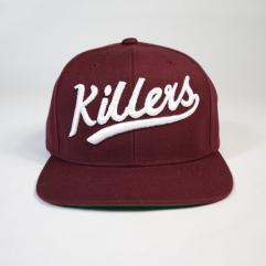 Killers - Snapback - Burgundy