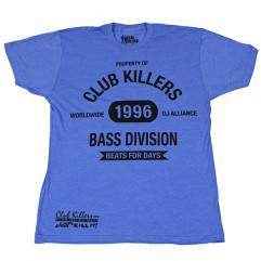 1996 Bass Division Blue Tshirt