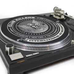 International Dj Alliance SlipMat