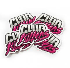 Club Killers - Vicious Sticker 5 Pack